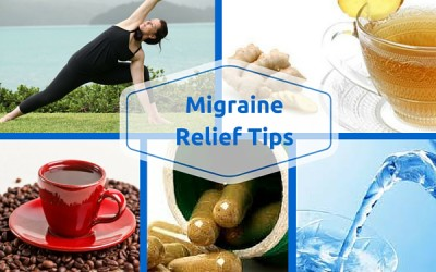 5 Simple Lifestyle Tips for Migraine Relief
