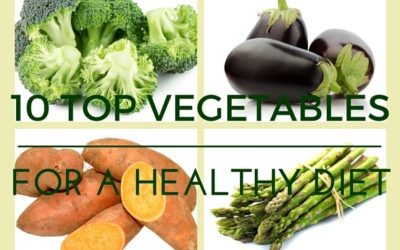 10 Top Vegetables for a Healthy Diet